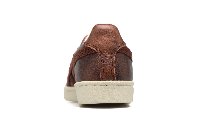 Sneakers Asics Gsm Bordeaux rechts