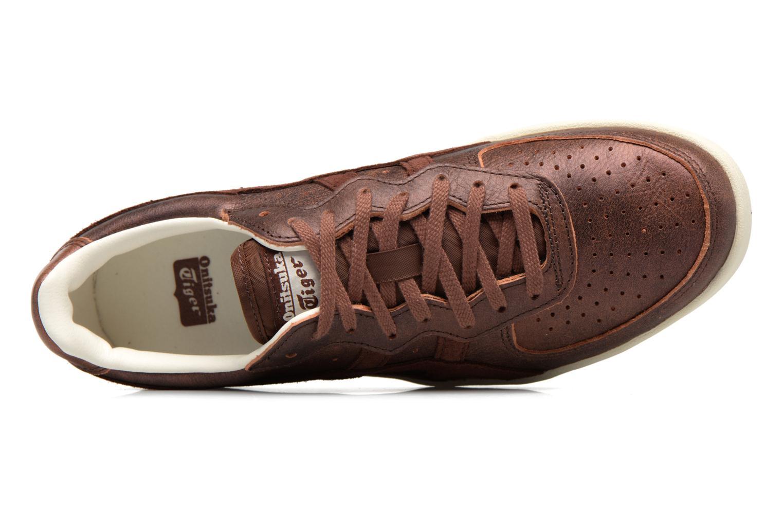 Sneakers Asics Gsm Bordeaux links