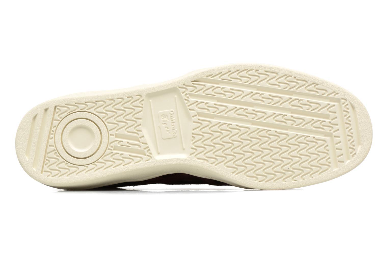 Sneakers Asics Gsm Bordeaux boven