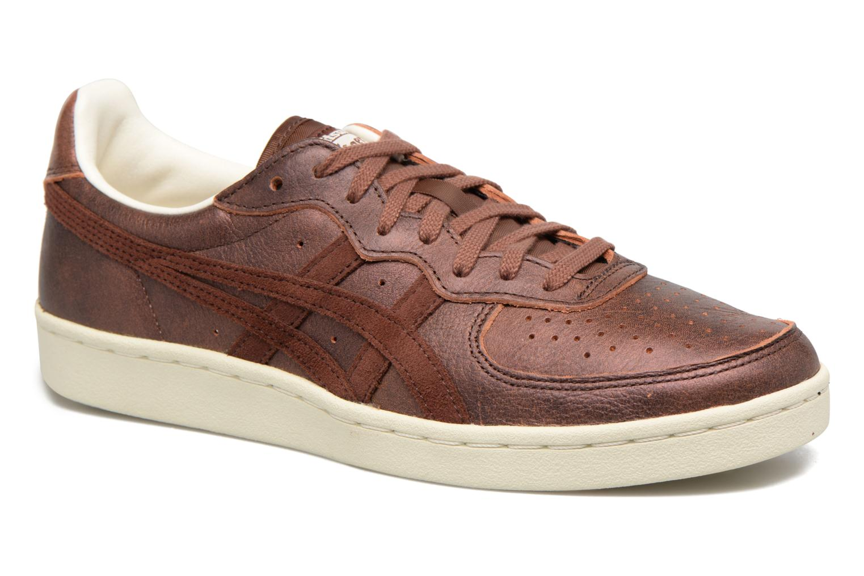 Sneakers Asics Gsm Bordeaux detail