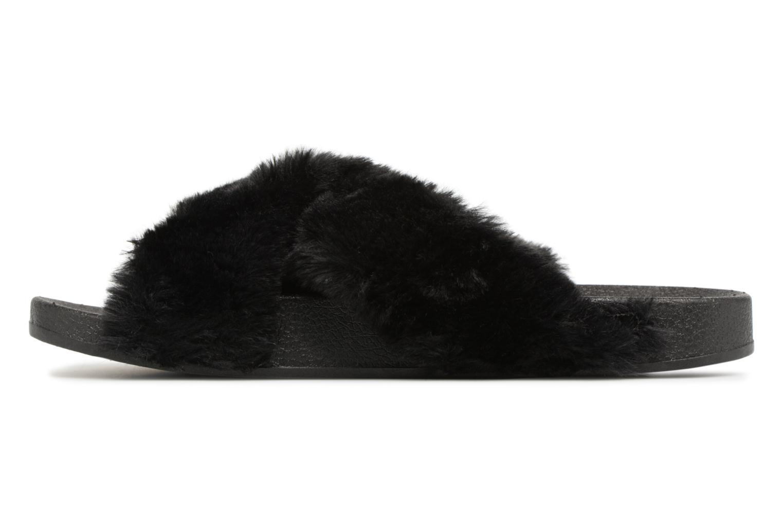 Mules et sabots I Love Shoes Kifcross Noir vue face
