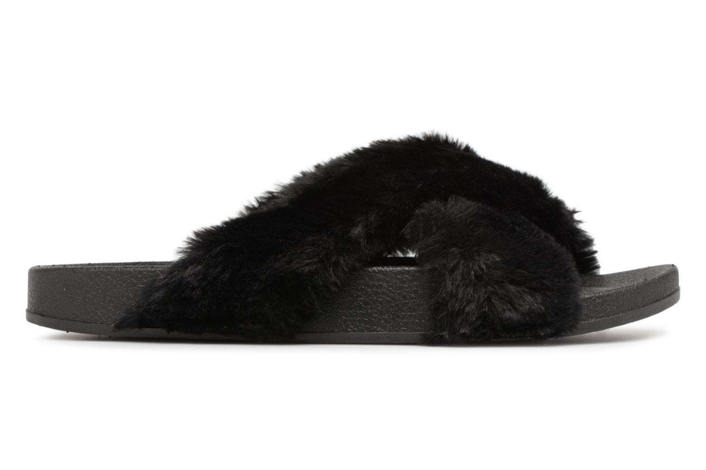 Mules et sabots I Love Shoes Kifcross Noir vue derrière