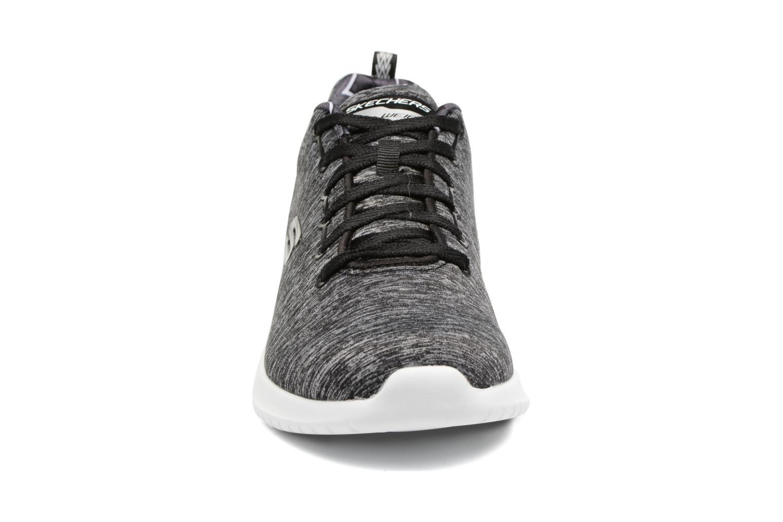 Chaussures de sport Skechers Ultra Flex-First Choice Gris vue portées chaussures
