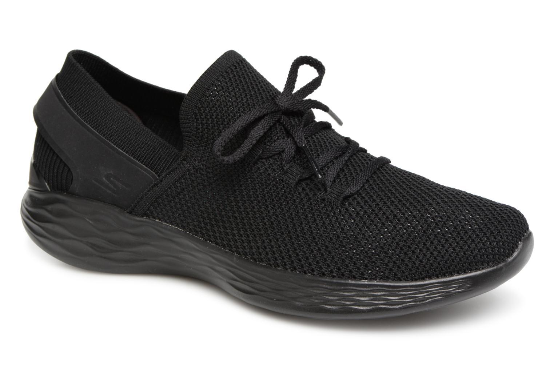 Zapatos de hombres y mujeres de moda casual Skechers You-Spirit (Negro) - Deportivas en Más cómodo