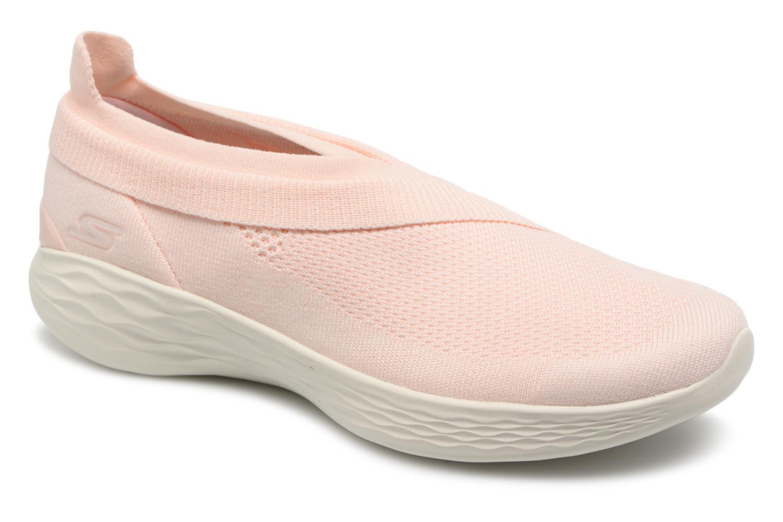 Zapatos promocionales Skechers You-Luxe (Rosa) - Deportivas   Gran descuento