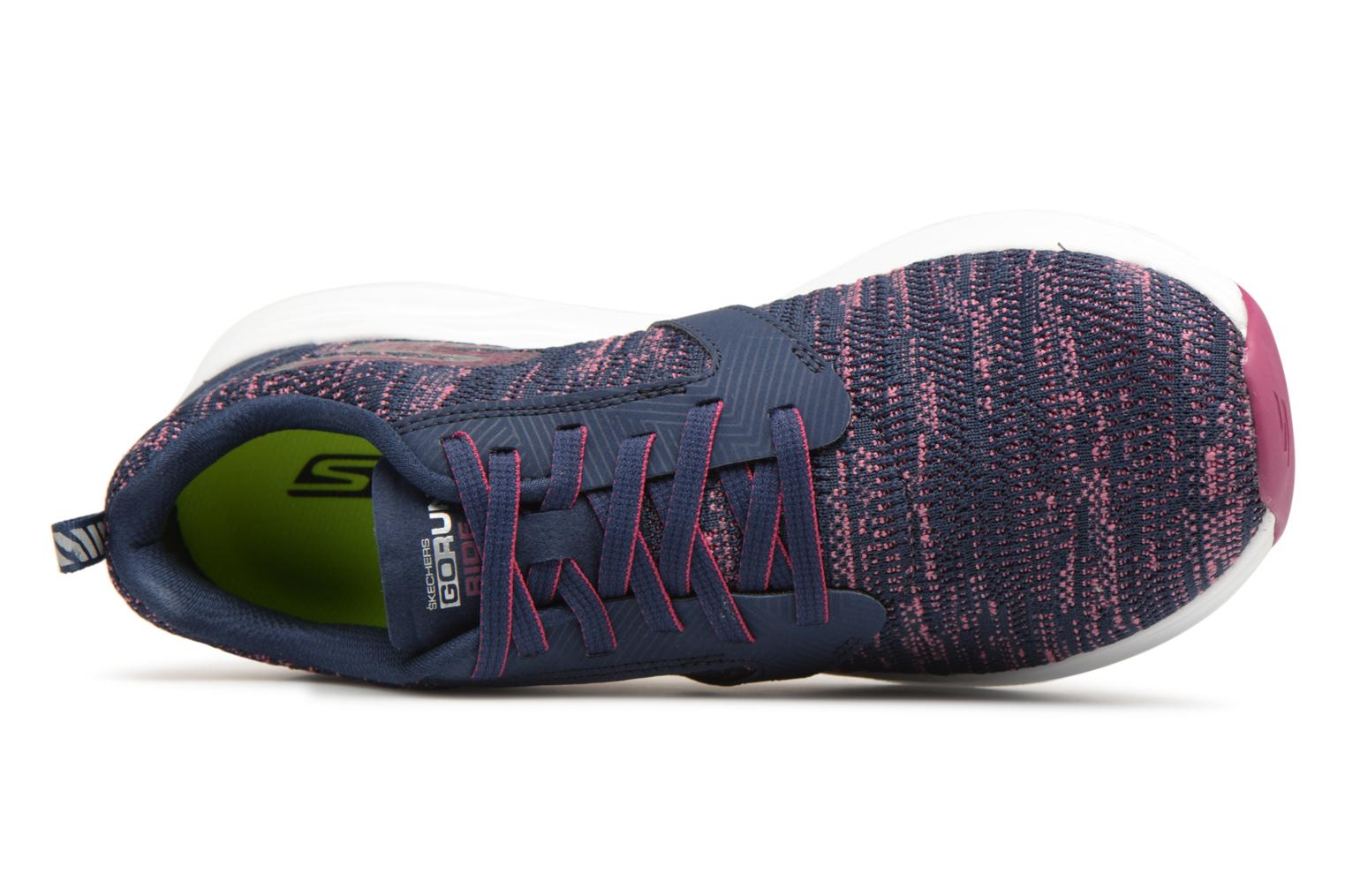 Run Skechers purple Go Ride 7 Navy 5xYw1YqUr