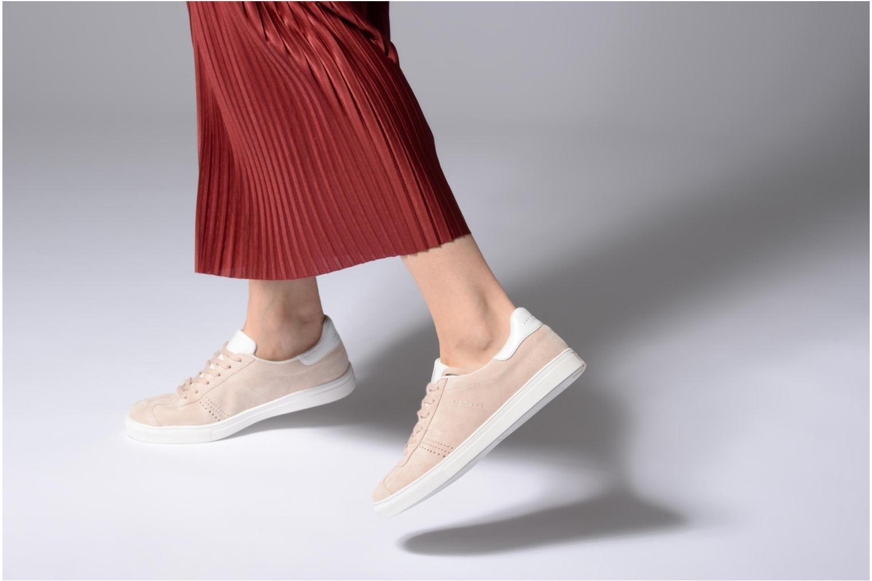 Sneakers Skechers Moda- Rosa bild från under