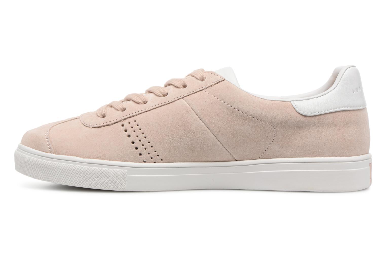 Sneakers Skechers Moda- Rosa bild från framsidan
