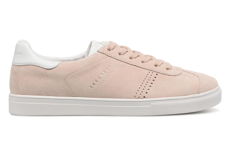 Sneakers Skechers Moda- Rosa bild från baksidan