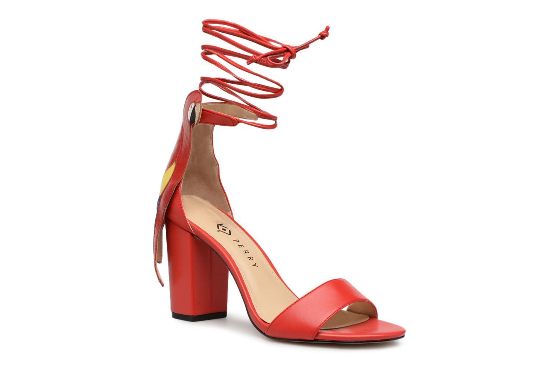 Katy Perry THE PIERRA (Rouge) - Sandales et nu-pieds chez Sarenza (317431)