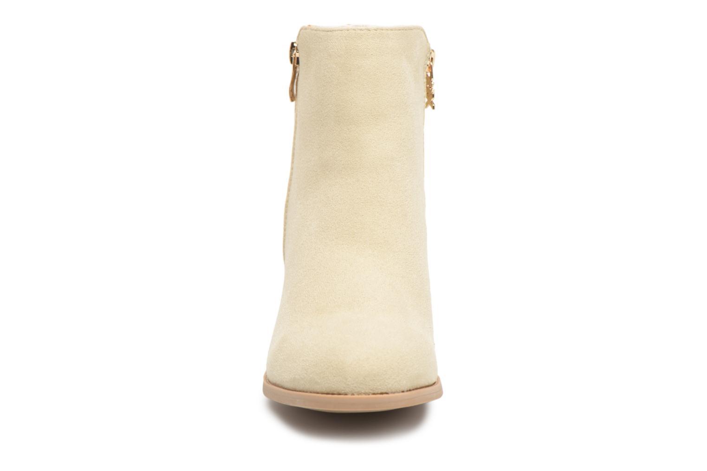 Bottines et boots Xti Hapapy Beige vue portées chaussures