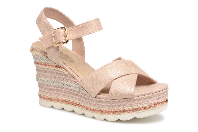 Nuevos zapatos para hombres y mujeres, descuento por tiempo limitado Xti Huleva (Beige) - Sandalias en Más cómodo