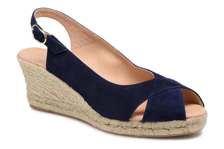 Zapatos promocionales Georgia Rose Delica (Azul) - Alpargatas   Casual salvaje