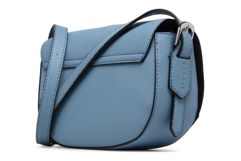 Handtassen Esprit Colby Shoulder Bag Blauw rechts