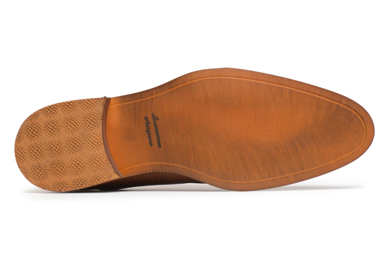 Chaussures à lacets Marvin&Co Titress Marron vue haut