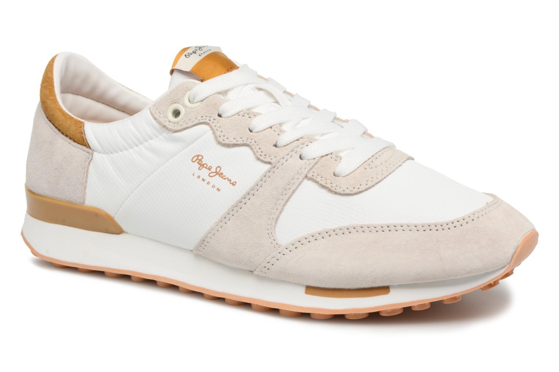 Zapatos promocionales Pepe jeans Bimba Basic (Blanco) - Deportivas   Venta de liquidación de temporada
