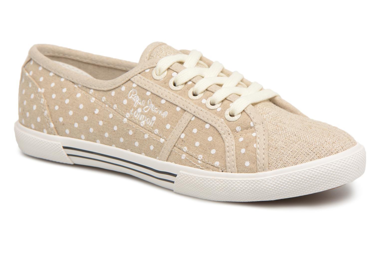Zapatos promocionales Pepe jeans Aberlady Sand (Beige) - Deportivas   Cómodo y bien parecido