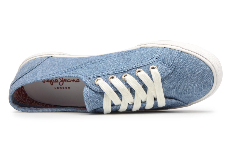 Zapatos promocionales Pepe jeans Aberlady Eighty (Azul) - Deportivas   Zapatos casuales salvajes