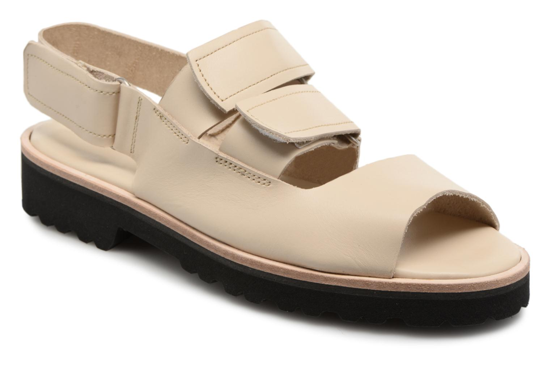 Zapatos promocionales Deux Souliers Weekender Sandal #2 (Beige) - Sandalias   Cómodo y bien parecido