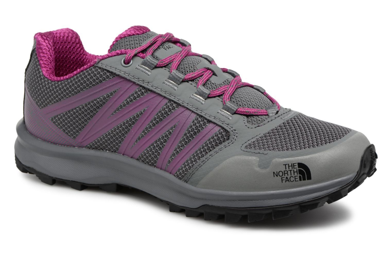 Zapatos promocionales The North Face Litewave Fastpack W (Gris) - Zapatillas de deporte   Zapatos de mujer baratos zapatos de mujer