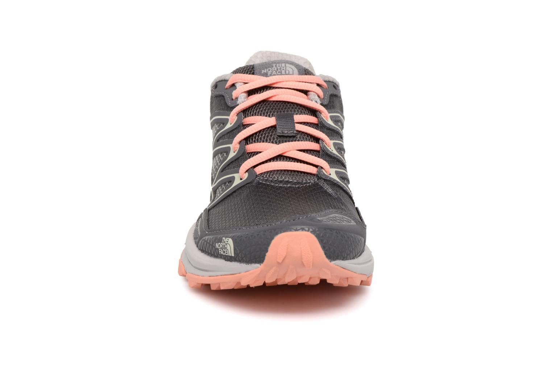 Chaussures de sport The North Face Litewave Endurance W Gris vue portées chaussures