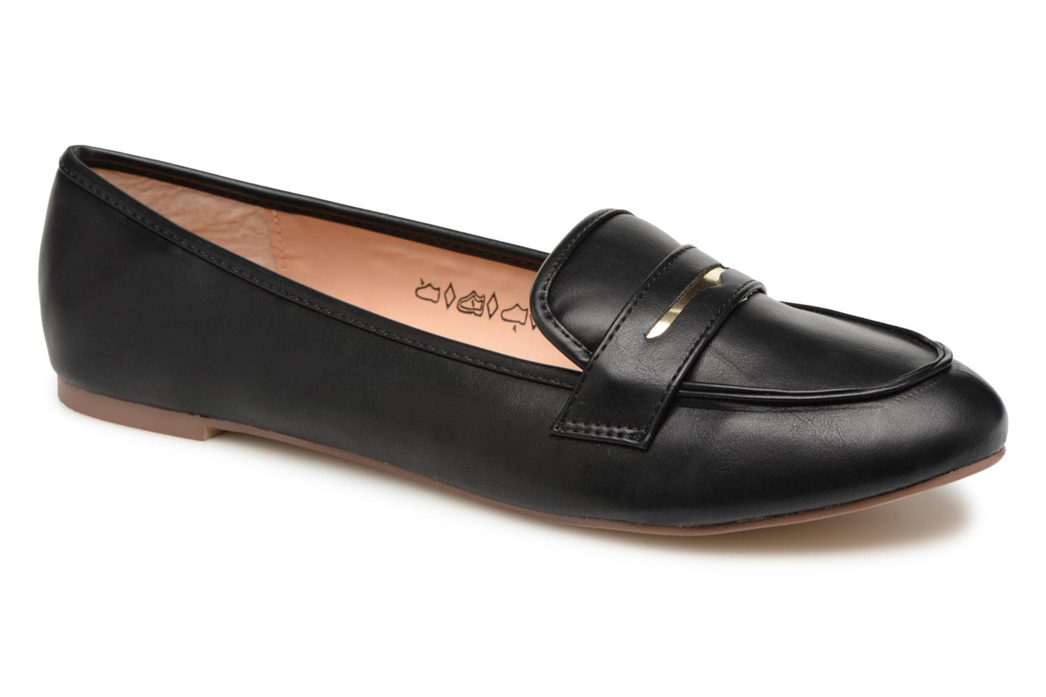 Mujer I Love Shoes Fimoc Size + Mocasines Negro