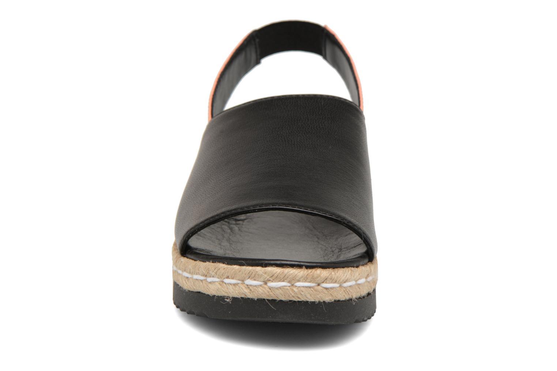 Sandals Another Project Manuzu Black model view