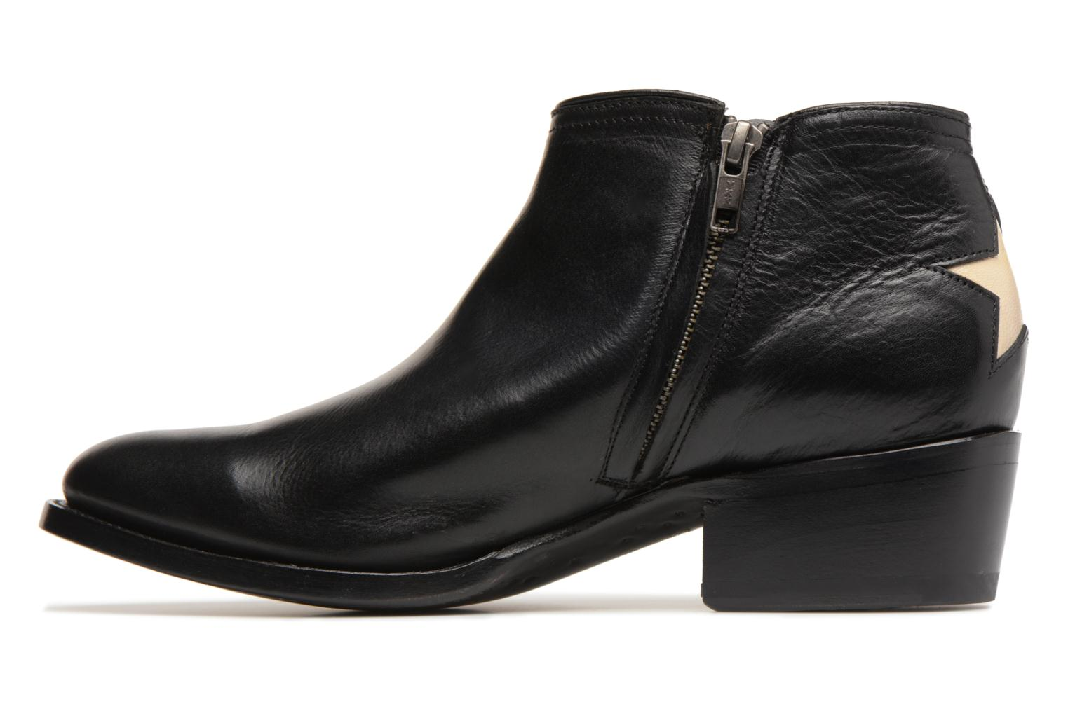 Ankle boots Mexicana Crios Black front view