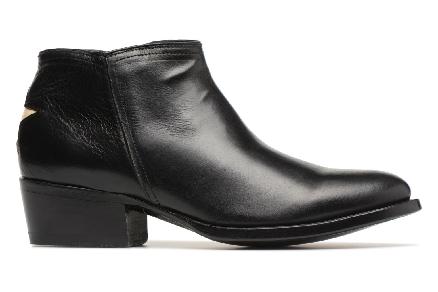 Ankle boots Mexicana Crios Black back view
