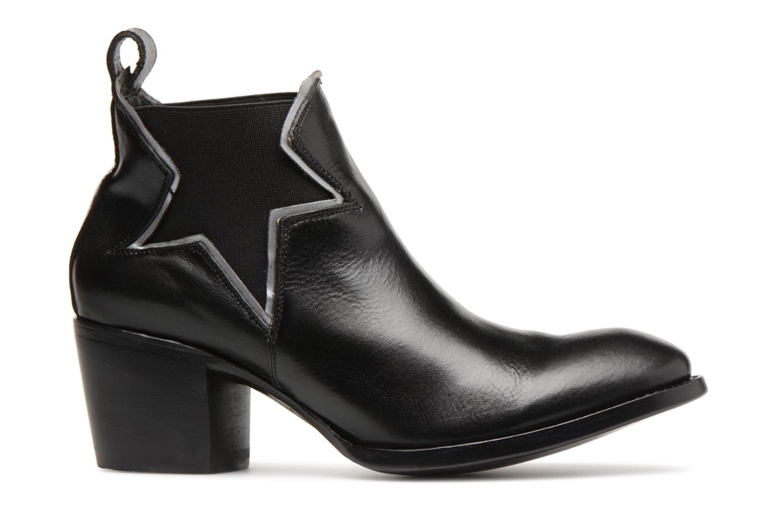 Ankle boots Mexicana Polacco Black back view