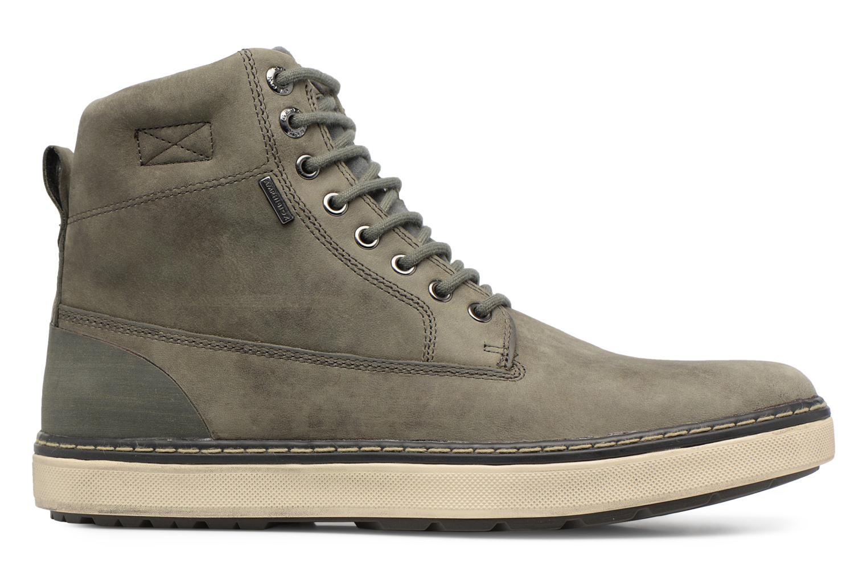 Sneakers Geox U Mattias B ABX U44T1C Grigio immagine posteriore