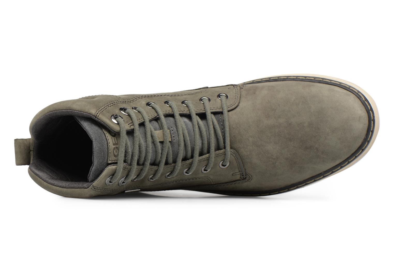 Sneakers Geox U Mattias B ABX U44T1C Grigio immagine sinistra