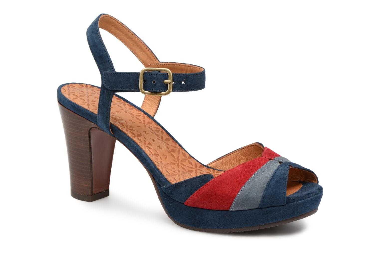 Sandales et nu-pieds Chie Mihara Edita Bleu vue détail/paire
