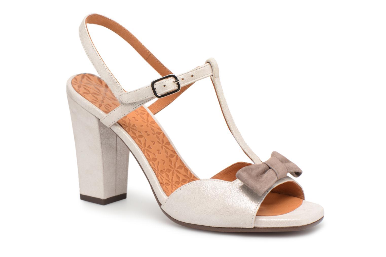 Zapatos de hombre y mujer de promoción por tiempo limitado Chie Mihara Braile (Plateado) - Zapatos de tacón en Más cómodo