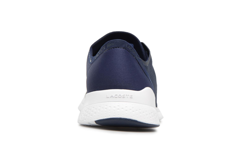 Sneakers Lacoste LT FIT 118 4 Blauw rechts