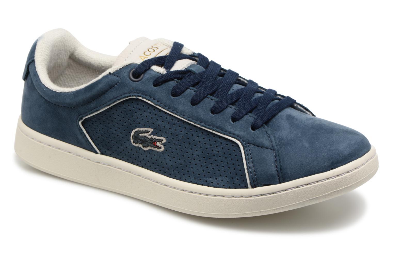 Zapatos promocionales Lacoste CARNABY EVO 118 1 (Azul) - Deportivas   Casual salvaje