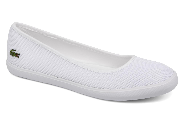 Grandes descuentos últimos zapatos Lacoste MARTHE117 1 CAW (Blanco) - Bailarinas Descuento