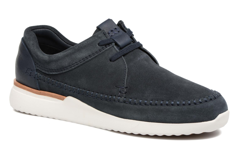 Tor Track - Sneaker für Herren / blau Clarks Günstig Kaufen Bequem Spielraum Veröffentlichungstermine Spielraum Erhalten Zu Kaufen UAthe6RAJ