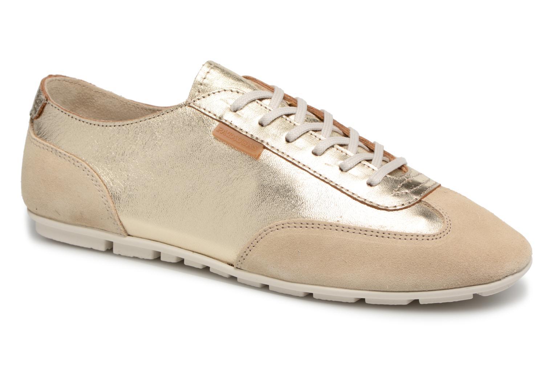 Zapatos promocionales Pataugas Pright/M (Oro y bronce) - Zapatos con cordones   Casual salvaje