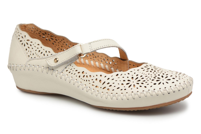 Zapatos promocionales Pikolinos P. VALLARTA 655 / 1573 nata (Blanco) - Bailarinas   Zapatos de mujer baratos zapatos de mujer