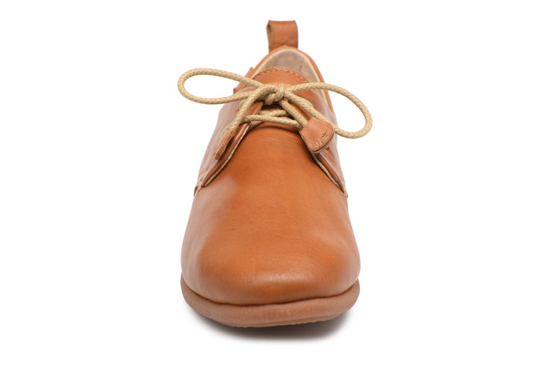Chaussures à lacets Pikolinos CALABRIA W9K / 4623 brandy Marron vue portées chaussures