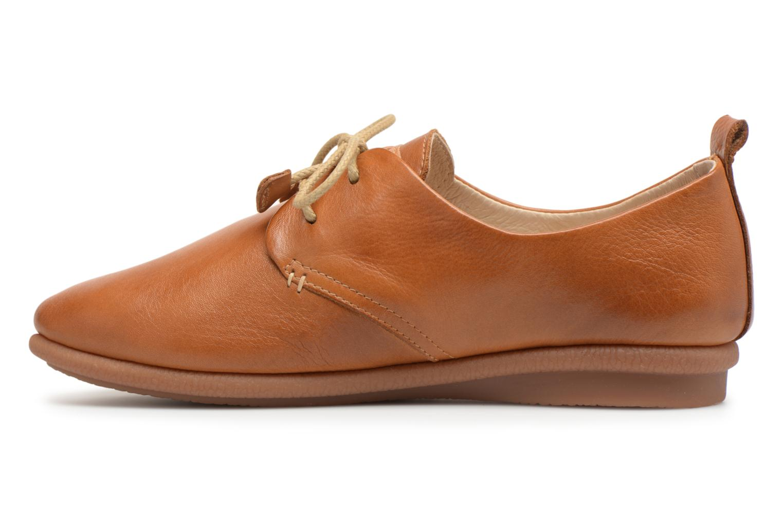 Chaussures à lacets Pikolinos CALABRIA W9K / 4623 brandy Marron vue face
