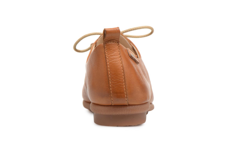 Chaussures à lacets Pikolinos CALABRIA W9K / 4623 brandy Marron vue droite
