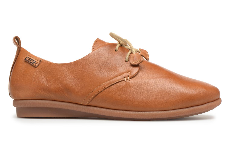 Chaussures à lacets Pikolinos CALABRIA W9K / 4623 brandy Marron vue derrière