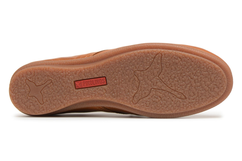 Chaussures à lacets Pikolinos CALABRIA W9K / 4623 brandy Marron vue haut