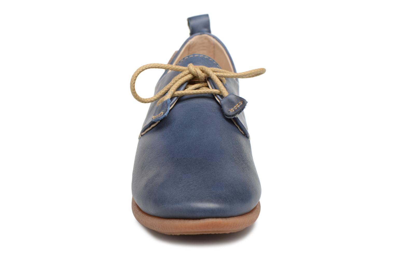 Chaussures à lacets Pikolinos CALABRIA W9K / 4623 nautic Bleu vue portées chaussures