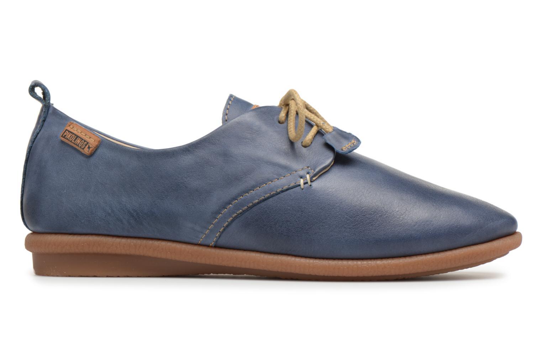 Chaussures à lacets Pikolinos CALABRIA W9K / 4623 nautic Bleu vue derrière