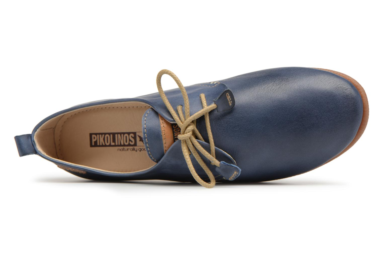 Chaussures à lacets Pikolinos CALABRIA W9K / 4623 nautic Bleu vue gauche