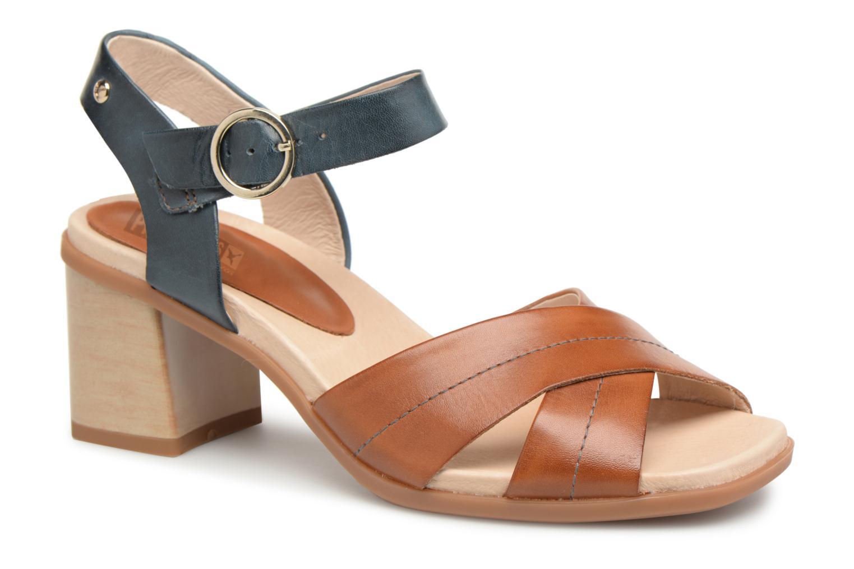 Los últimos últimos Los zapatos de hombre y mujer Pikolinos DENIA W2R / 1638C1 brandy (Marrón) - Sandalias en Más cómodo d782d2