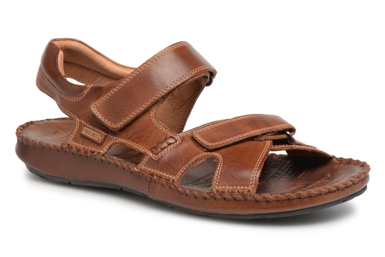 Sandali marroni per uomo Pikolinos eUNXLPDOX